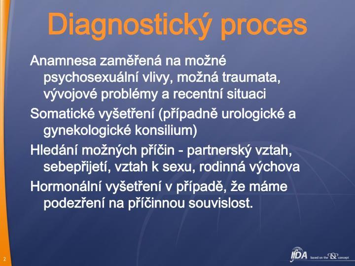 Diagnostický proces