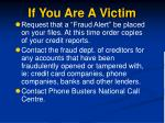 if you are a victim2
