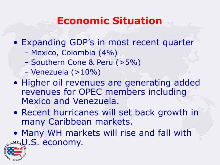 Economic Situation