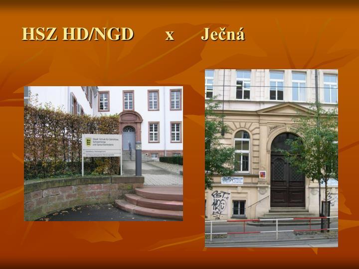 HSZ HD/NGDxJečná