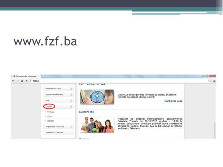 www.fzf.ba