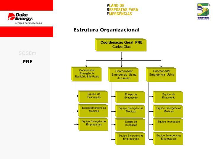 Coordenação Geral  PRE