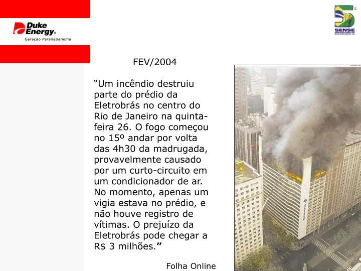 FEV/2004