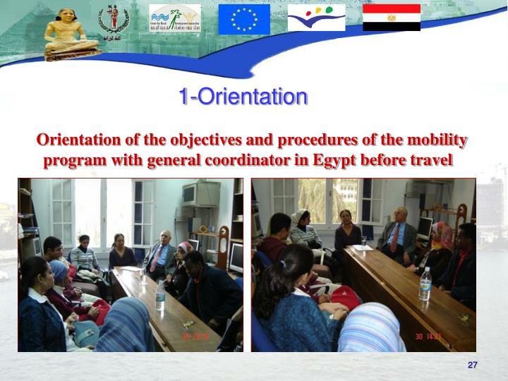 1-Orientation