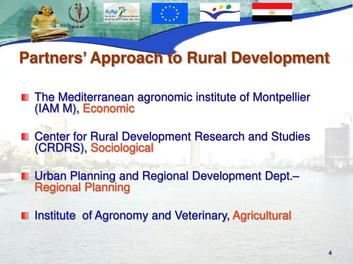 The Mediterranean agronomic institute of Montpellier (IAM M),
