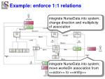 example enforce 1 1 relations3