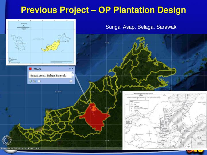 Previous Project – OP Plantation Design