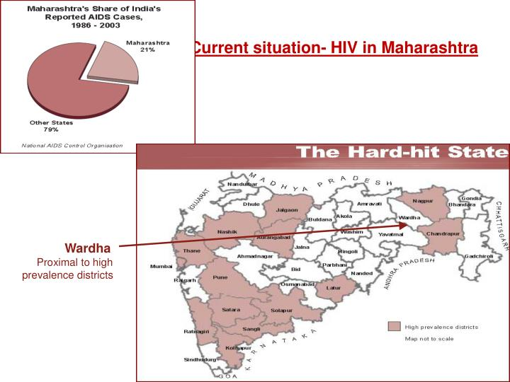 Current situation- HIV in Maharashtra