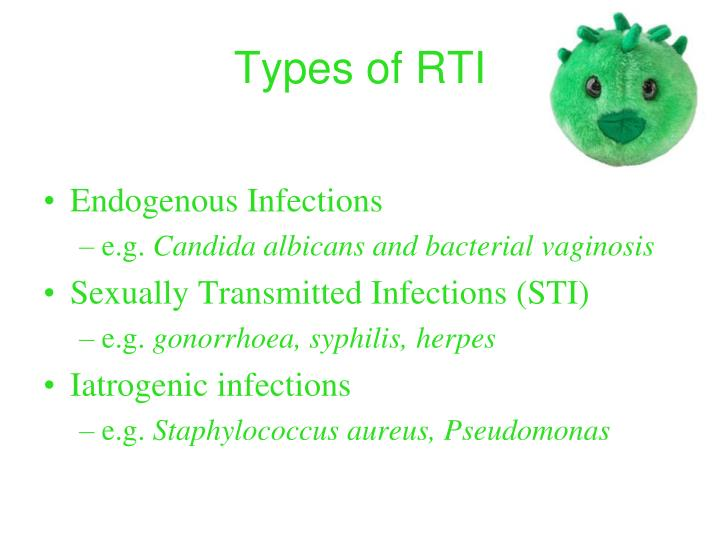 Types of RTI