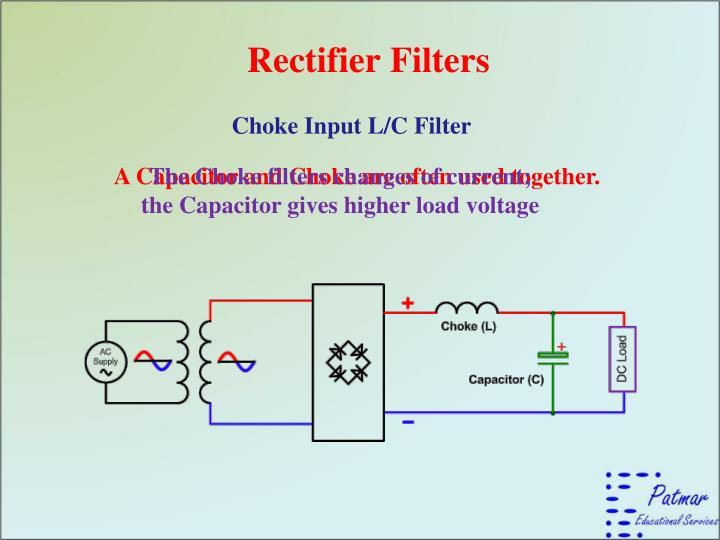 Rectifier Filters