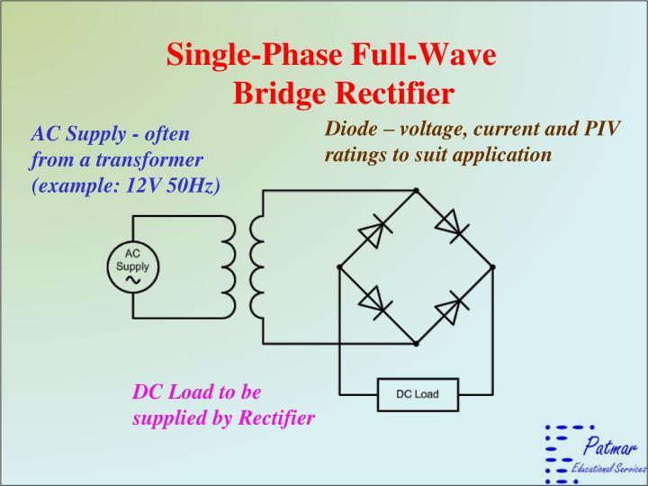 Single-Phase Full-Wave