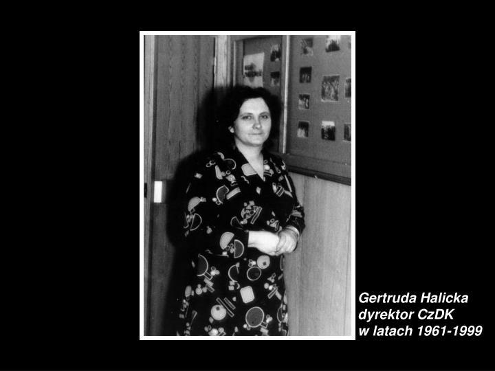 Gertruda Halicka