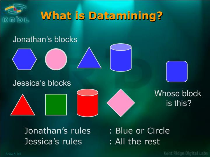 What is datamining