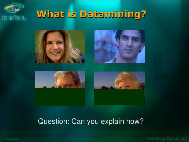 What is datamining1