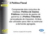 2 pol tica fiscal