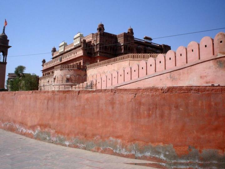 India palaces forts part two