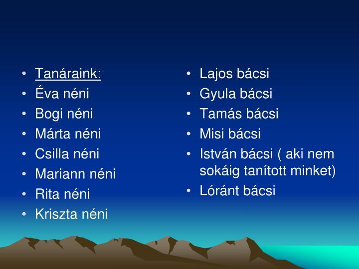 Tanraink: