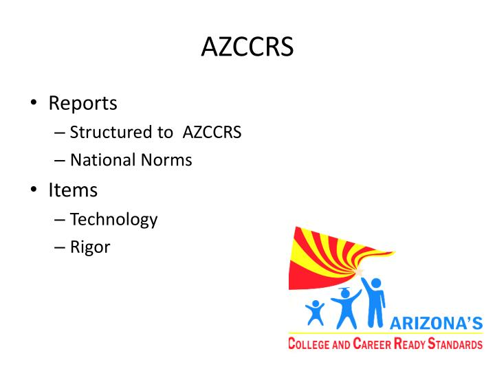 AZCCRS