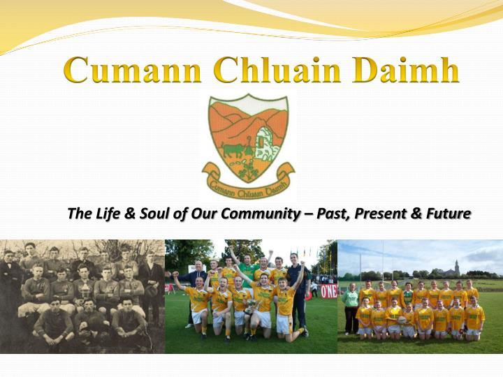 Cumann Chluain Daimh
