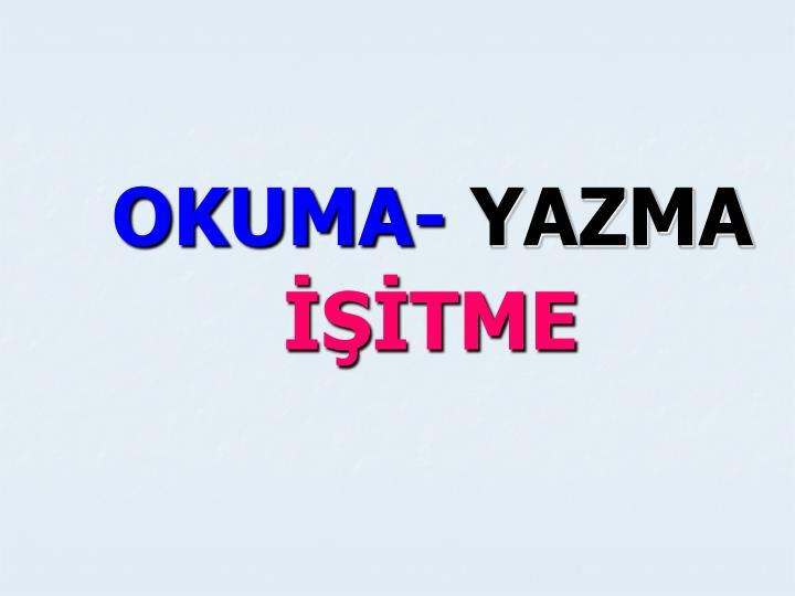 OKUMA-