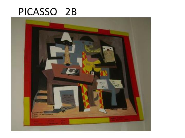 PICASSO   2B