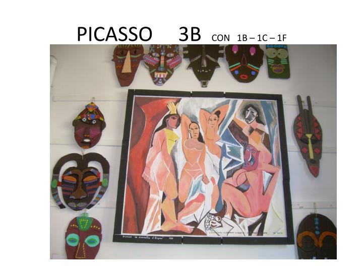 PICASSO     3B