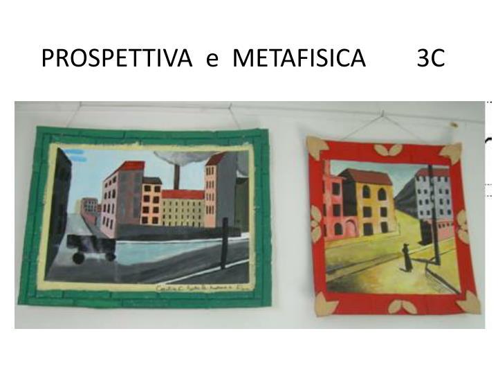PROSPETTIVA  e  METAFISICA        3C