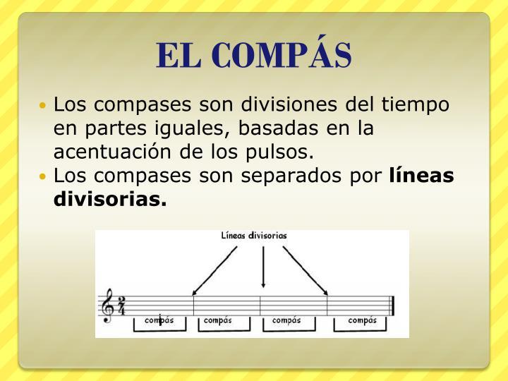 EL COMPÁS