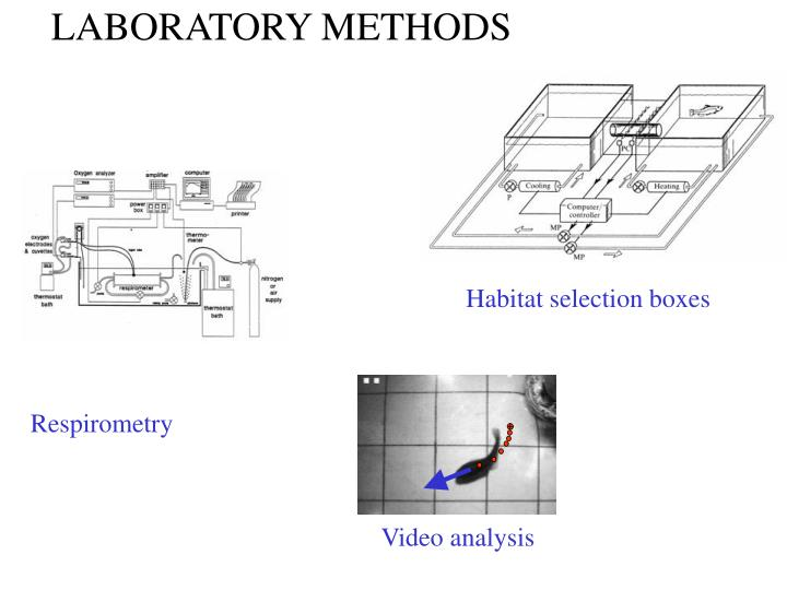 LABORATORY METHODS