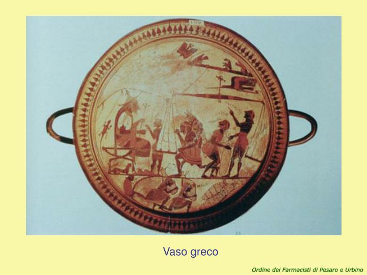 Vaso greco