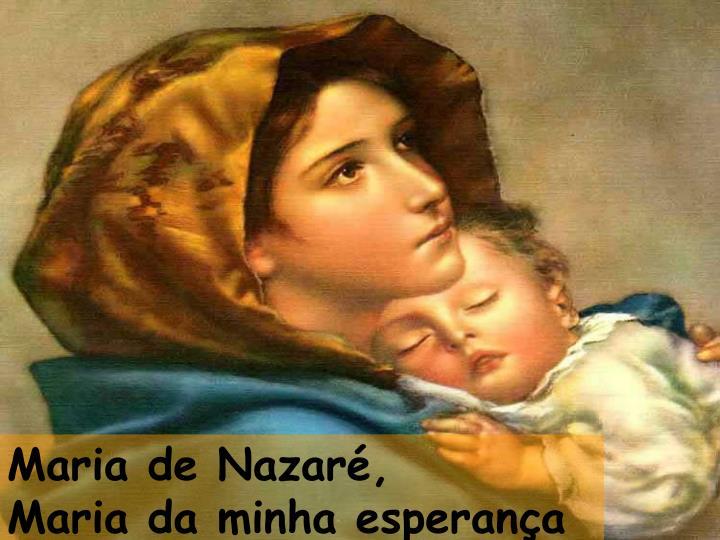 Maria de Nazaré,