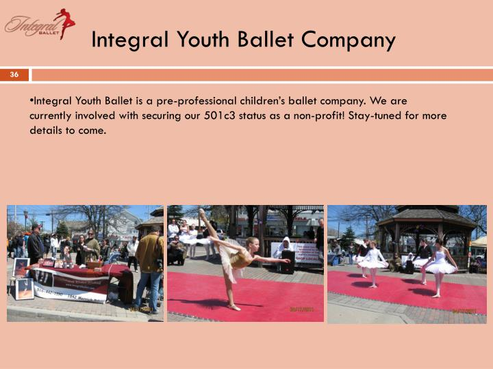 Integral Youth Ballet Company