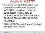 vorteile vs wsstat
