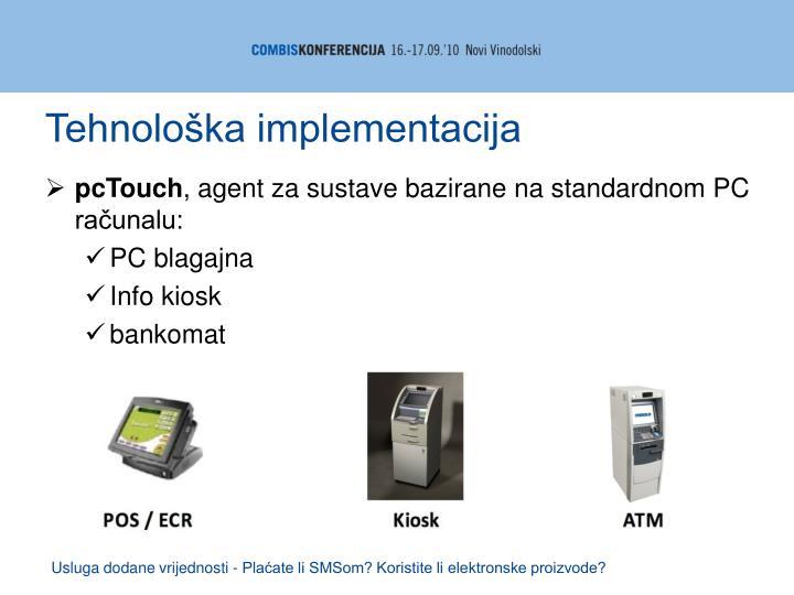 Tehnološka implementacija