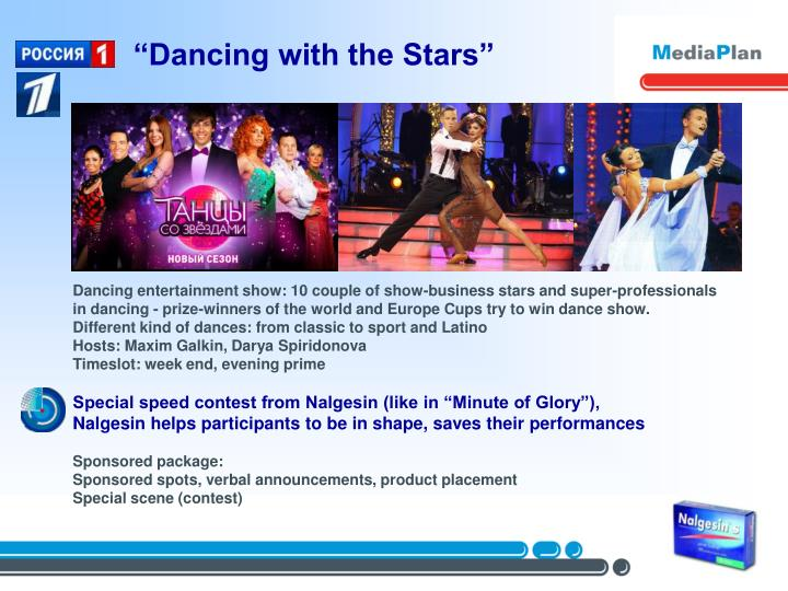 """Dancing with the Stars"""