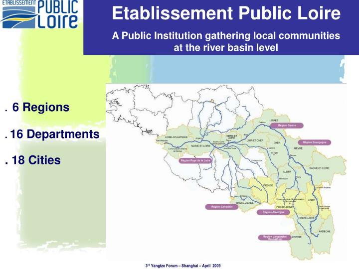 Etablissement Public Loire