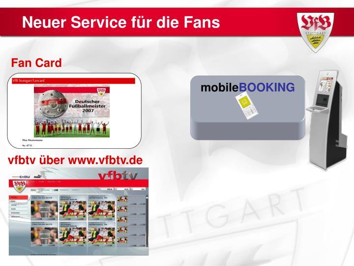 VfB Stuttgart Fancard