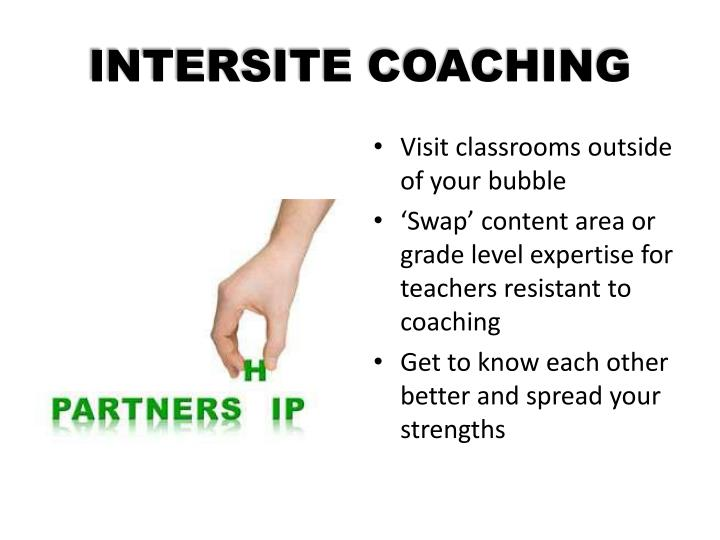 INTERSITE COACHING