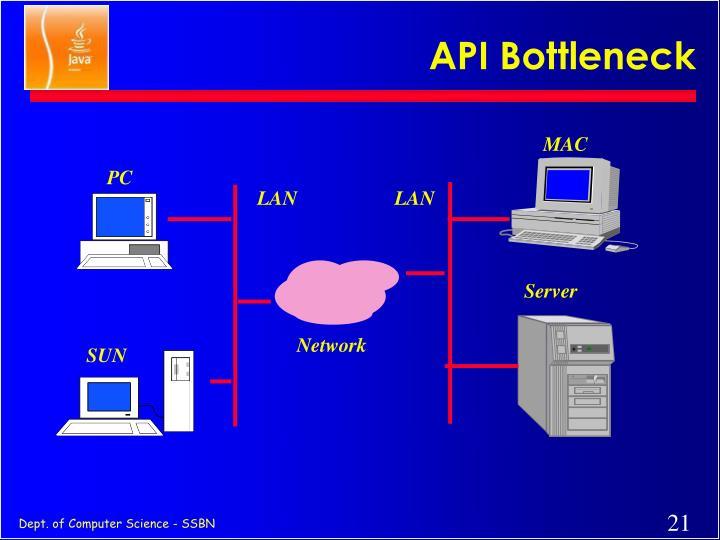API Bottleneck