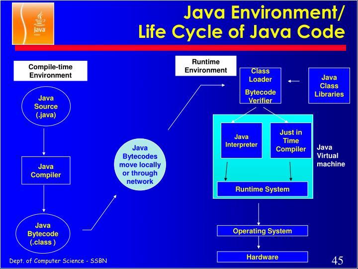 Java Environment/