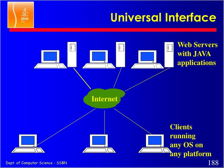 Universal Interface