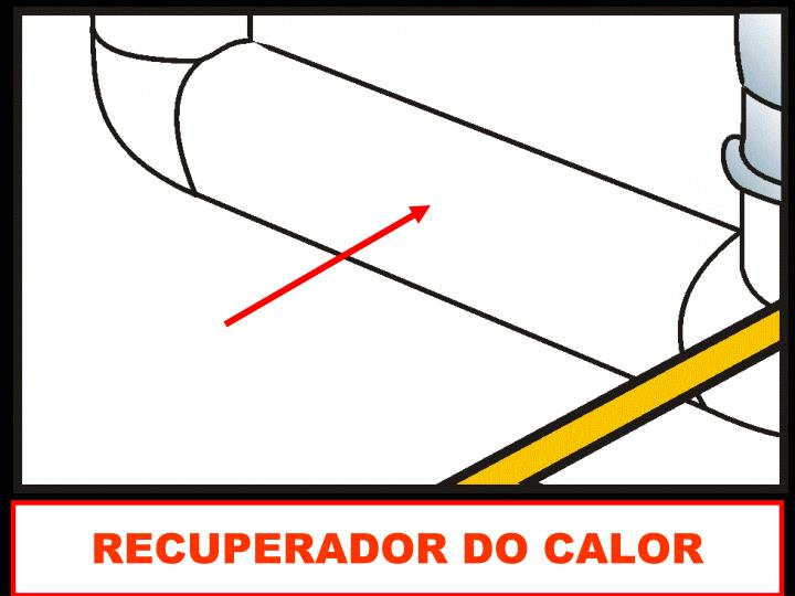RECUPERADOR DO CALOR