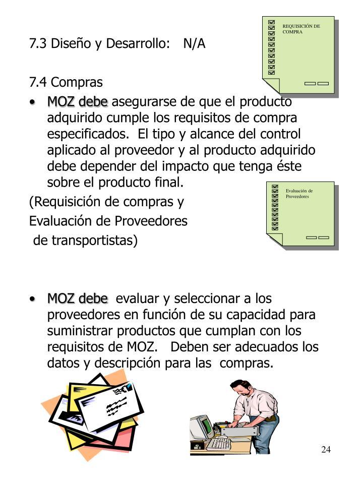 REQUISICIÓN DE COMPRA