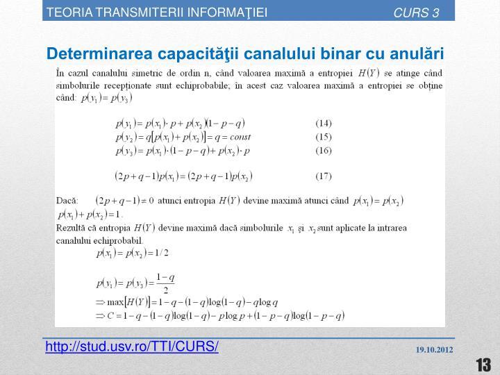 CURS 3