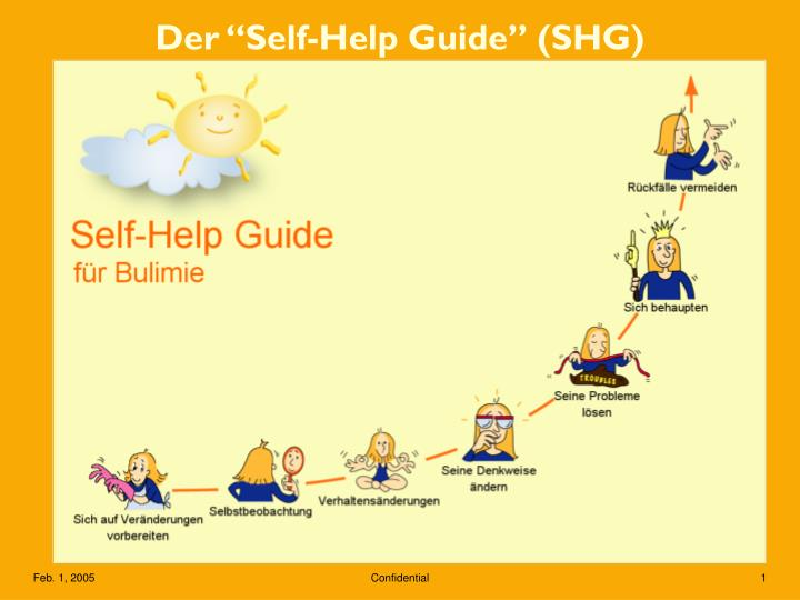 Der self help guide shg