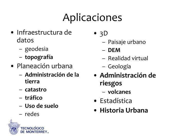 Infraestructura de datos