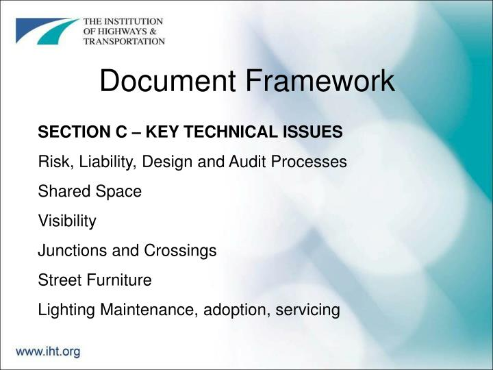 Document Framework