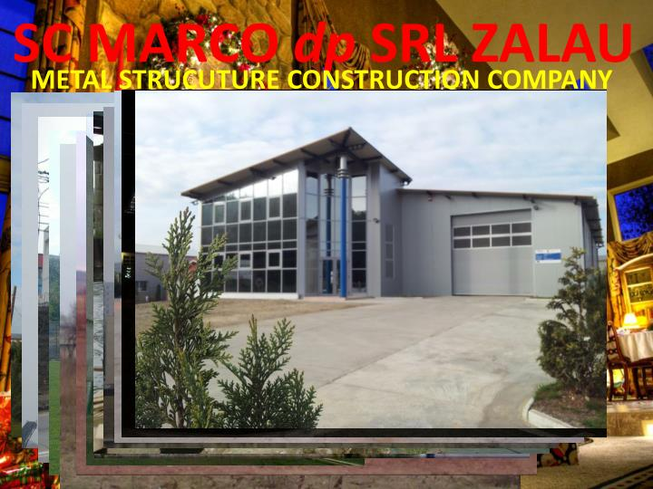 METAL STRUCUTURE CONSTRUCTION COMPANY