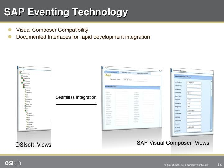 SAP Eventing Technology