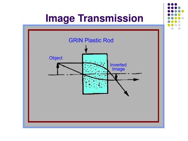 Image Transmission